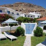 Lindos Sun Hotel Foto