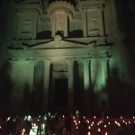 Photo de Petra By Night