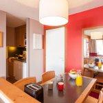 Salle à manger/cuisine - Appartement 2 pièces 4 Standard