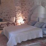 chambre avec abside datant de 1000 ans