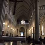 nave central desde el altar
