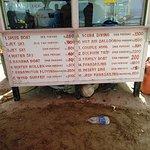 Rate List of Vijay Water Sports