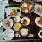 Foto de Taisetsuzan Shirogane Kanko Hotel
