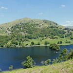 Rydal Water, walk to the far side of the lake