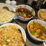 Whole Chinese Platter Ordered by Us