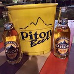 Buckets of cold Piton Yes Please