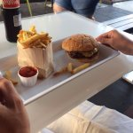 Foto de Burger Lounge