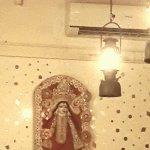 Durga Deity adorns adding to the rich Bengali fare!