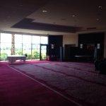 Belle salle de réception