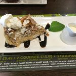 sticky toffee pavlova. desserts 2 for £5 mon-thurs