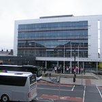 Waterford Crystal building