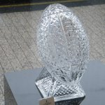 Rugby trophy