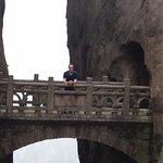 Me on Buxian bridge