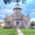Stonington Borough Lighthouse, a walk from the Inn