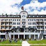 Photo de Hotel du Glacier