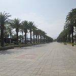 Wide paths