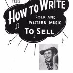Hank tells How to Write Music in this little book
