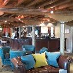 Victoria & Albert Hotel Bar Area 1
