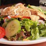 Big Farm Salad -- with chicken