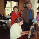 We play the piano for you whenever you take our plantations tours.