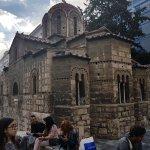 church of kapnikarea