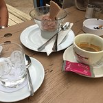 Giraffe Restaurant-Kneipe-Cafe Foto