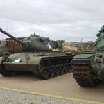 Excellent armored vehicle collection