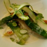 poisson aux asperges