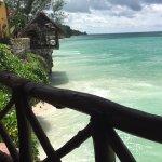 Foto de Queen of Sheba Beach Hotel