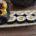 Kimbob rolls