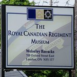 The Royal Canadian Regiment Museum Foto
