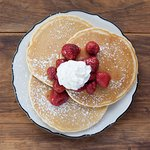 Daily Home-made pancakes
