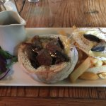 Great value Steak sandwich at £8