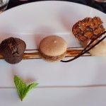 variation autour du chocolat