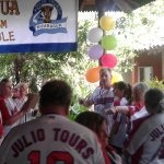 The jersy of Julio Tours 10 aniversary,, it had been not easy, but you all always teaching us wh