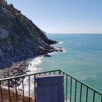 Balcony view for sundowners
