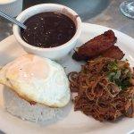 Pabellon - Venezuelan beef dish