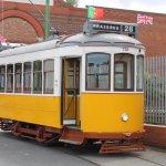 Lisbon Tram 730.