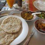 Photo de Ahinsa restaurant