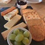 Great cheeseboard