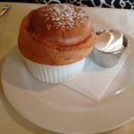 Souffle for dessert