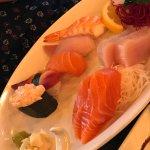 Sashimi/Sushi Combo