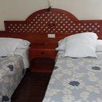 Dormitorio tipo años 80