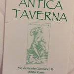 Photo of Ristorante Antica Taverna