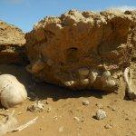 An ancient grave