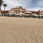 Pano View of Hotel looking from beach