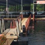 Dock & boat slip