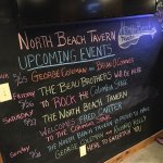 The new North Beach Tavern is really celebrating local musicians.