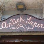 Photo de Antichi Sapori Ristorante