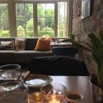 My first visit to Marlfield House Hotel
